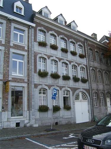 Vorderfassade Haus Nr. 7