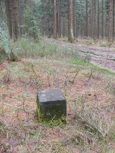 B-P Grenzstein Nr. 94c