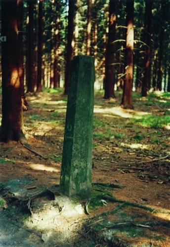 B-P Grenzstein Nr. 100