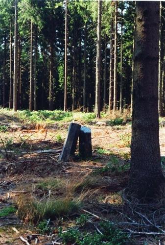 B-P Grenzstein Nr. 101 (Alte Ansicht)