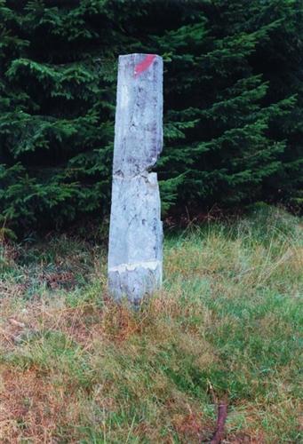 B-P Grenzstein Nr. 103