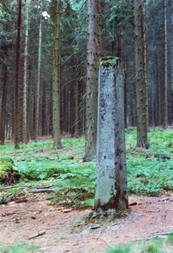 B-P Grenzstein Nr. 110