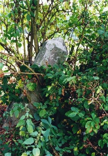 B-P Grenzstein Nr. 165