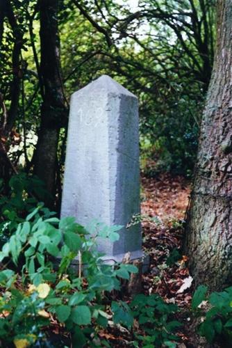 B-P Grenzstein Nr. 169