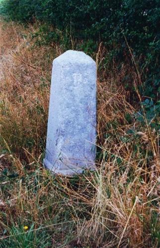 B-P Grenzstein Nr. 175