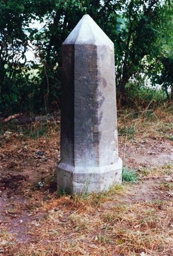 B-P Grenzstein Nr. 178