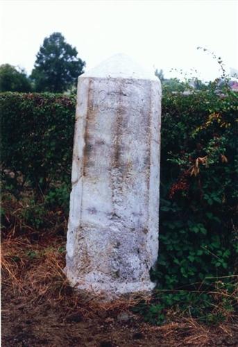 B-P Grenzstein Nr. 182