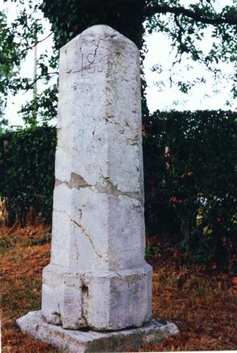 B-P Grenzstein 183