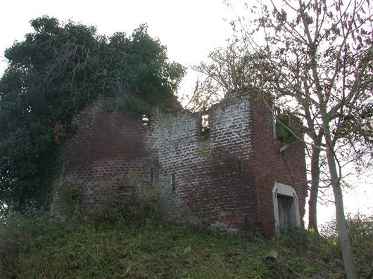 Schloss Mützhagen, Eiskeller