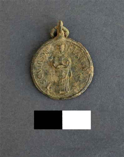 Anhänger des Hl. Quirinus von Malmedy
