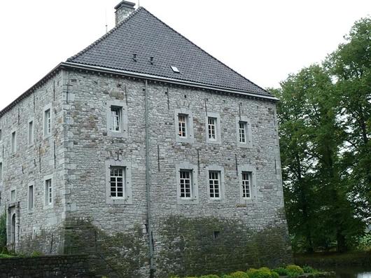 Seitenfassade: Nord-Westfassade