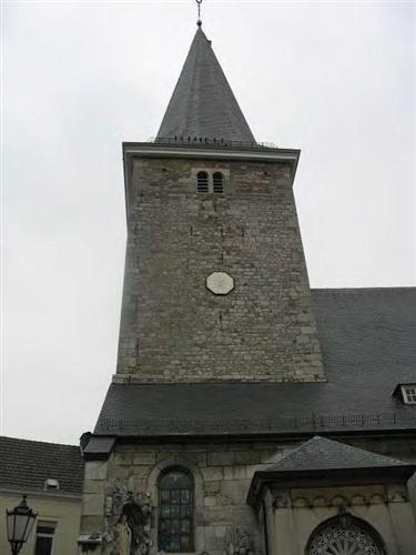 Südwand des Turmes