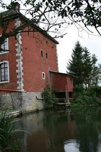 Teich an der Nordseite