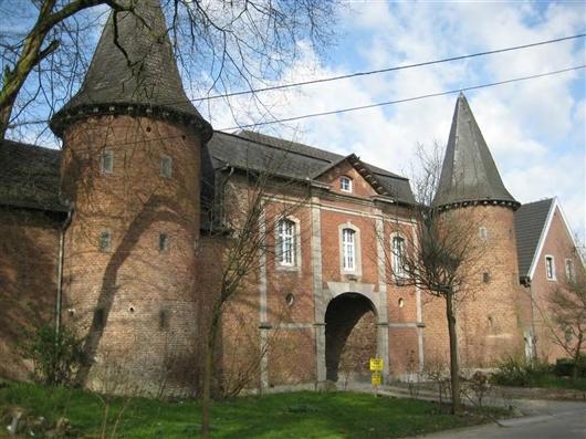 Vorderfassade, Torburg
