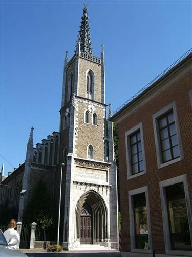 Turm, Westseite