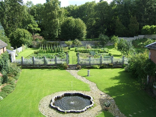 Garten Ebene 1