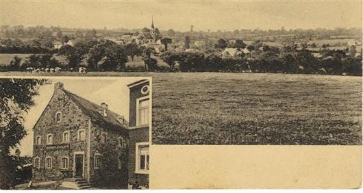 Alte Ansicht um 1940