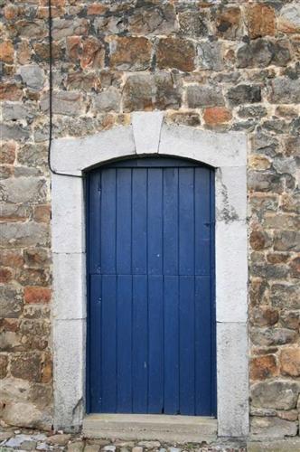 Tür, Hauptgebäude