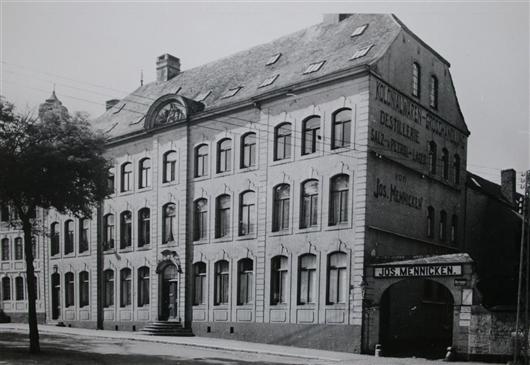 Aufnahme um 1900