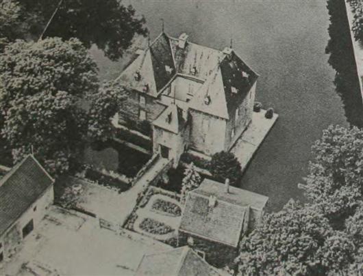 Luftbildaufnahme der Anlage