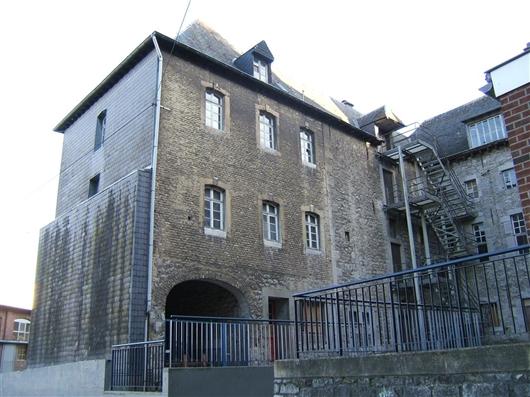 Südfassade des Nordflügels