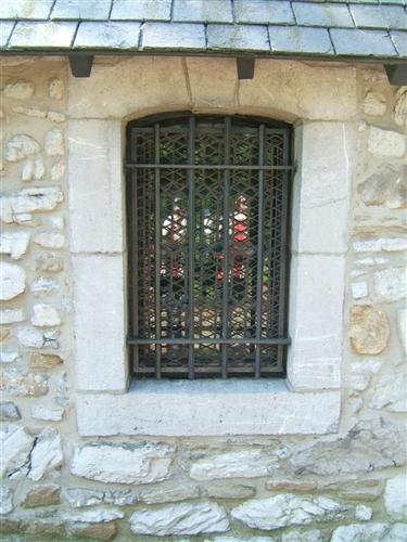 Fenster Nordfassade