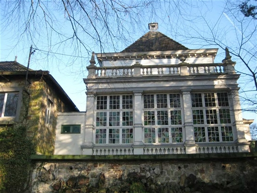 Anbau, Herrenhaus