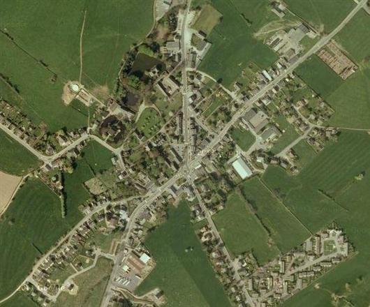 Dorfzentrum Eynatten