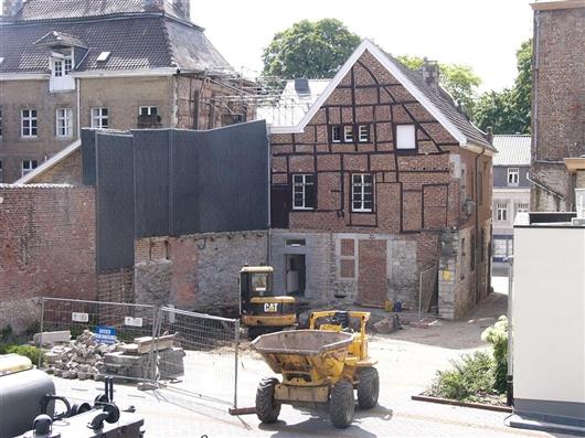 2011 - Bauarbeiten