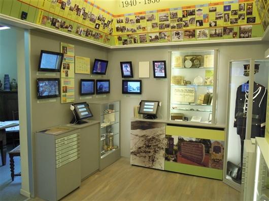 Ausstellungsraum 20. Jahrhundert