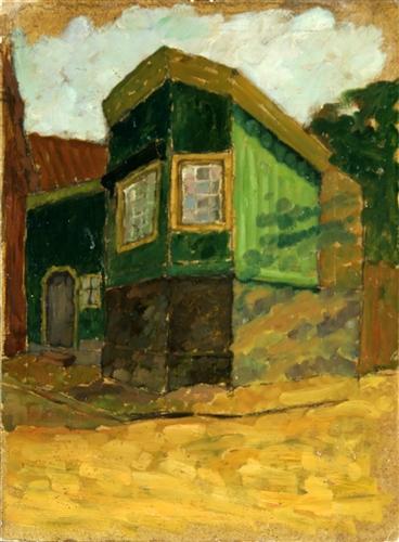 Ein Eckhaus