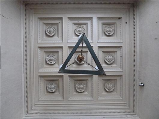 Decke (Erdgeschoss)