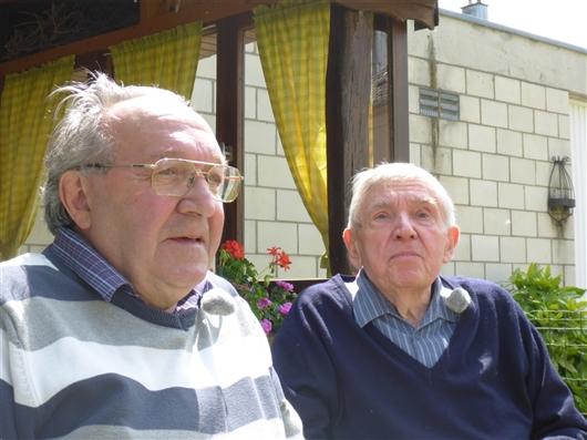 Willi Fatzaun und Matthias Kurten