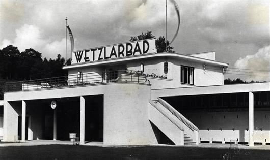 Wetzlarbad vor 1945