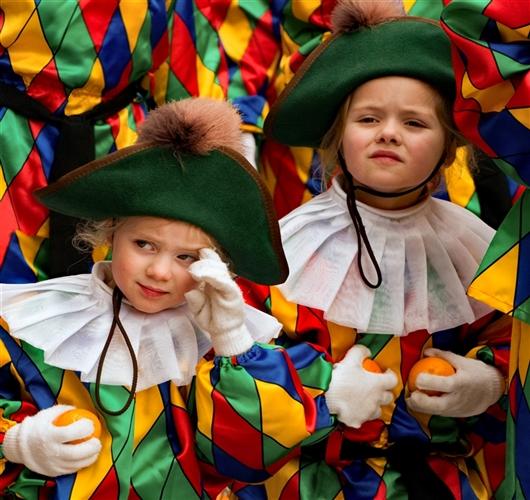 Karneval, Nivelles