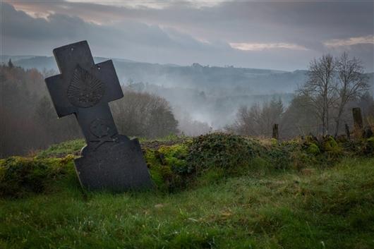 Friedhof, Ollomont