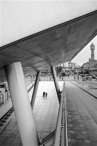 Bahnhof Gent Sint-Pieters