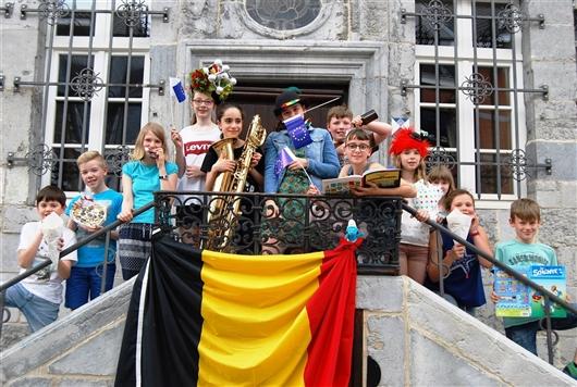 Typisch Belgien, Medienkids, Eupen