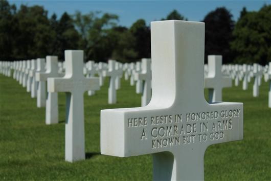 Amerikanischer Friedhof, Henri-Chapelle