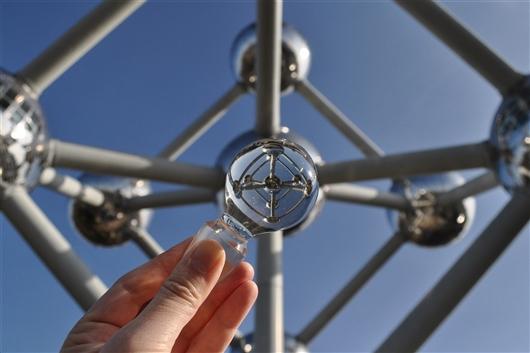 Atomium, Brüssel-Laeken