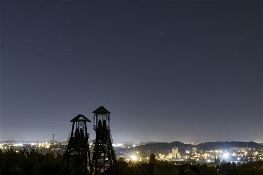 Altes Kohlebergwerk, Marcinelle