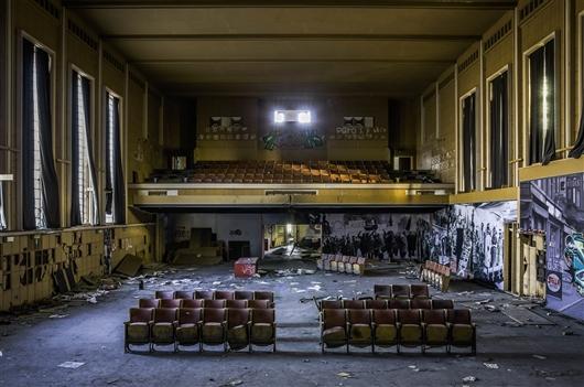 Theatersaal Ougrée