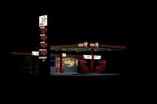Petrol Station - Star