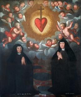 Gründerschwestern Heidbergkloster