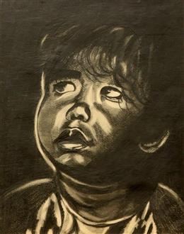 Kind unter Leistungsdruck
