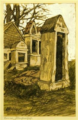Kowno, Judenfriedhof