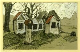 Judenfriedhof in Wilna