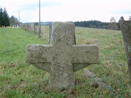Kreuz auf der Flins