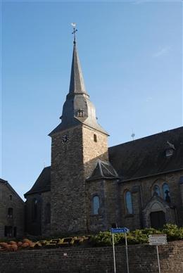 Kirche St. Aldegundis (Recht)