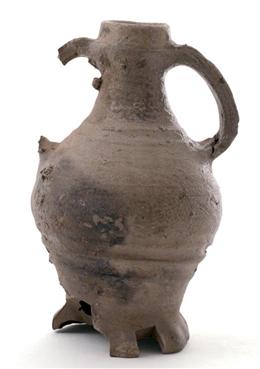 Raerener Steinzeug, Doppelhenkelkrug FOR01/022